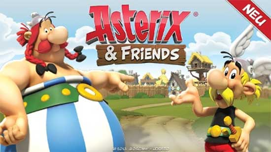Asterix and Friends Tipps
