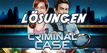Criminal Case Lösung für alle Level