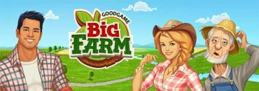 Big Farm Cheats, Tipps und Tricks für Goodgame Big Farm