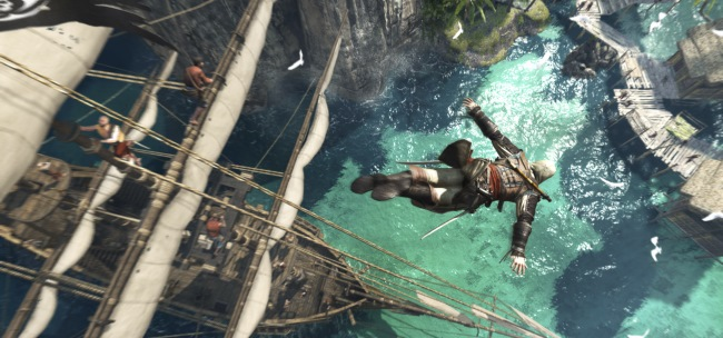 Schiffe entfern in Assassin's Creed 4 Black Flag