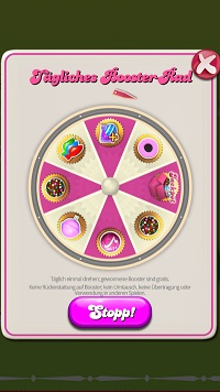 how to win the jackpot on the candy crush daily booster wheel